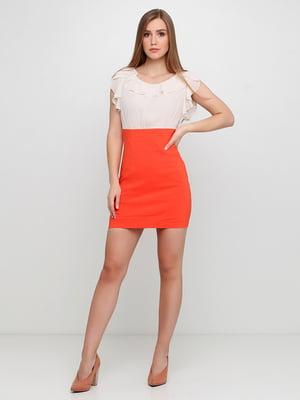 Сукня помаранчева | 5350625