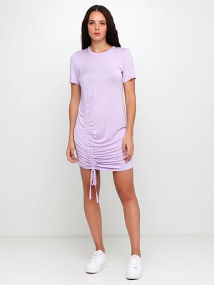 Платье фиолетовое | 5350630