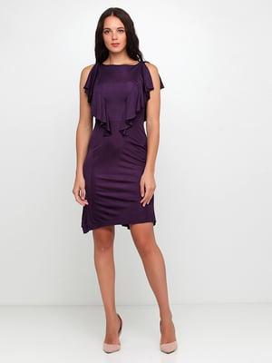 Сукня фіолетова | 5350631
