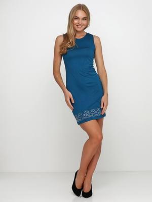 Сукня синя | 5350664