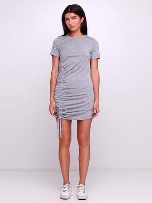 Платье серое | 5350668