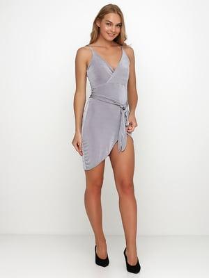 Сукня сіра   5350670