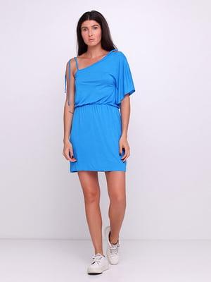 Платье синее | 5350673