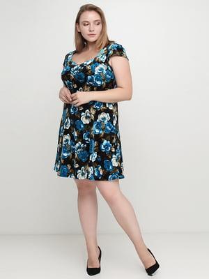 Сукня з принтом | 5350703