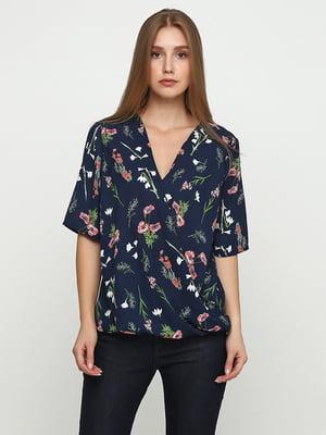 Блуза синя | 5350725
