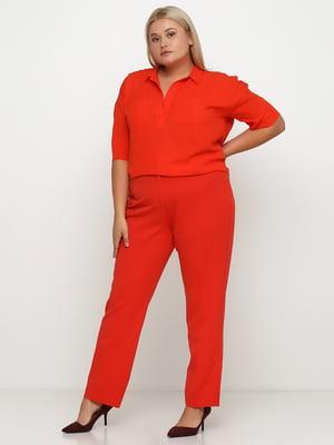 Штани помаранчеві | 5350735