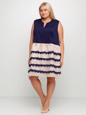 Сукня з принтом | 5350745