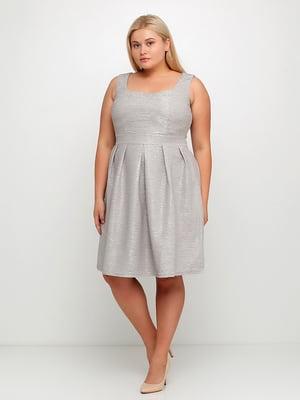 Сукня сіра | 5350751
