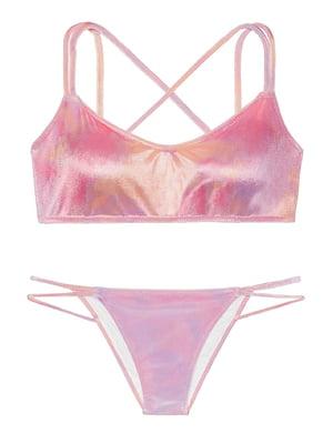 Купальник рожевий | 5350819