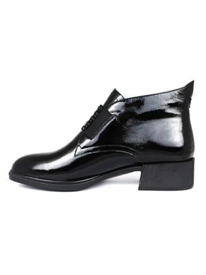 Ботинки черные | 5345036