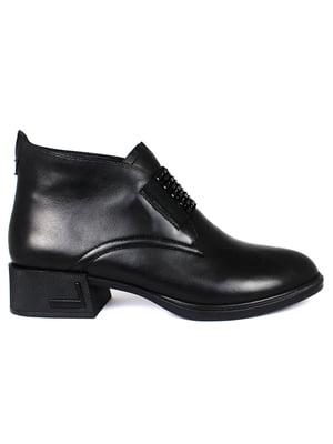 Ботинки черные | 5345037