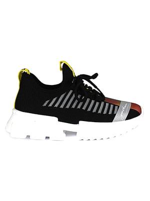 Кросівки чорні | 5345040