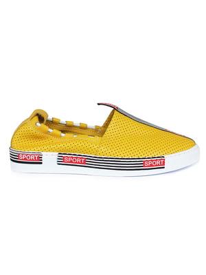Кеди жовті | 5345051