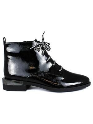 Ботинки черные | 5350890