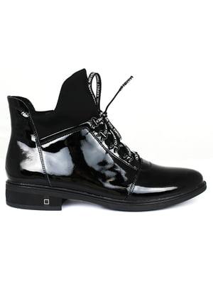 Ботинки черные   5350902