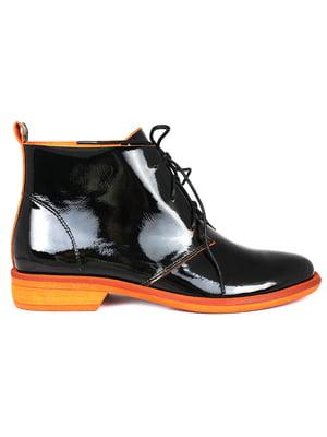 Ботинки черные | 5350903