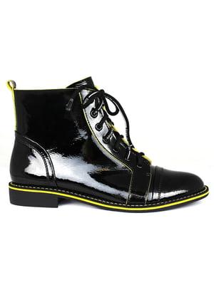 Ботинки черные | 5350904