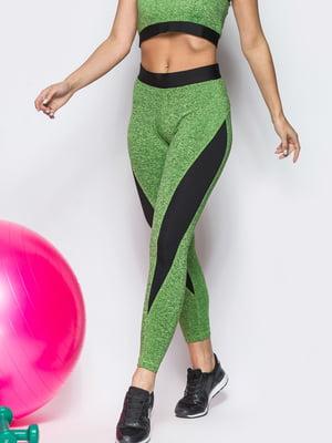 Легінси зелені | 4978989