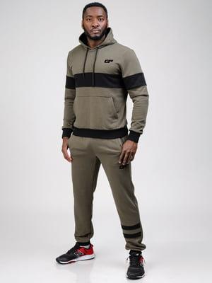Костюм спортивний: худі та штани | 5093807