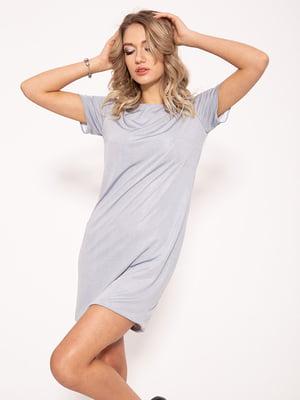 Платье серое | 5351047