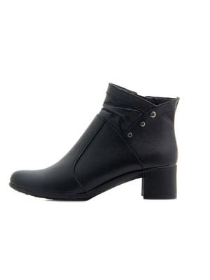 Ботинки черные | 5351125