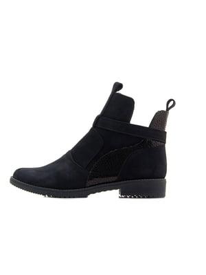 Ботинки черные | 5351126