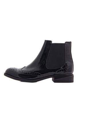 Ботинки черные | 5351164