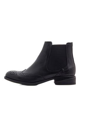 Ботинки черные | 5351165