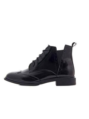 Ботинки черные | 5351167