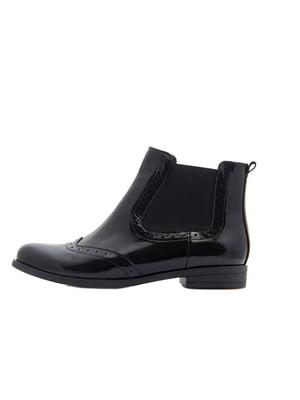 Ботинки черные | 5351172