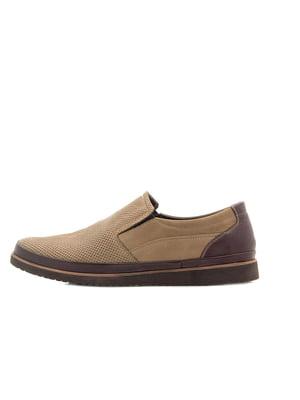 Туфлі бежеві | 5351185