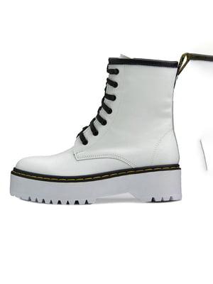 Ботинки белые | 5351192