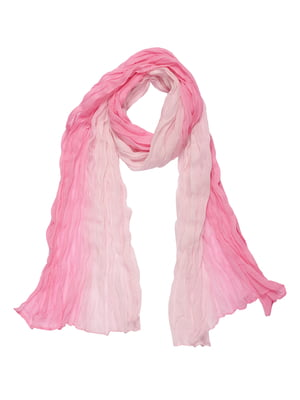 Шарф розовый | 5351354