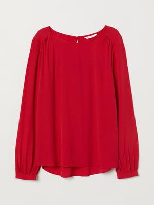 Блуза красная   5350872