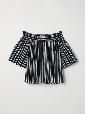 Блуза в полоску   5351449