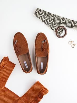 Мокасины коричневого цвета | 5351796
