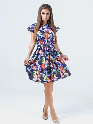 Сукня синя | 5352334