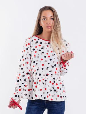Блуза белая   5352311