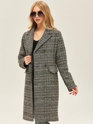 Пальто чорного кольору | 5352382
