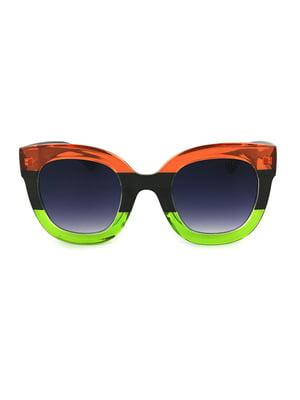 Очки солнцезащитные | 5352717