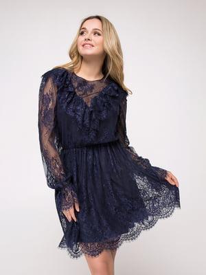 Сукня темно-синя | 5353284