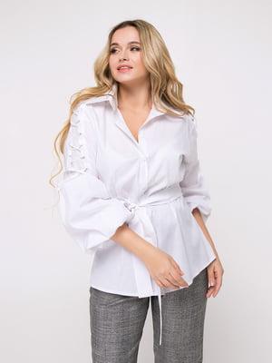 Рубашка белая   5353288