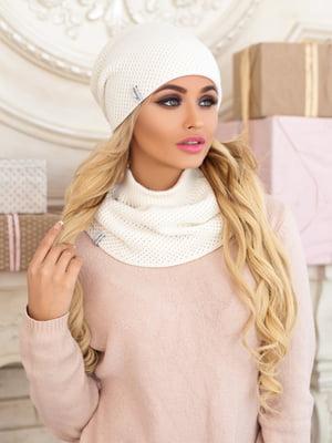 Комплект: шапка і шарф-хомут | 5354523