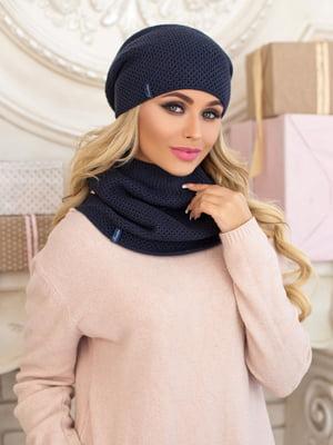 Комплект: шапка і шарф-хомут | 5354525