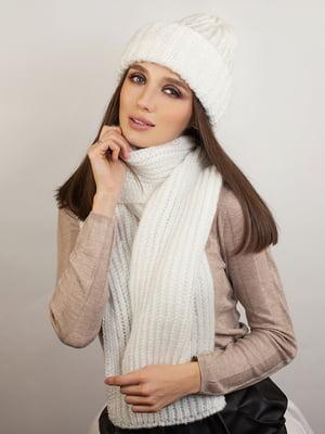 Комплект: шапка і шарф | 5354578