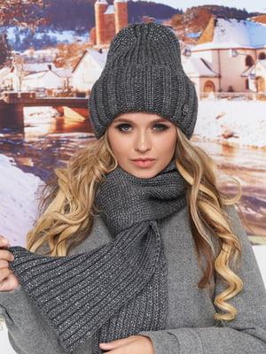 Комплект: шапка и шарф | 5354661