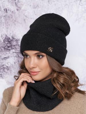 Комплект: шапка и шарф-хомут | 5354756