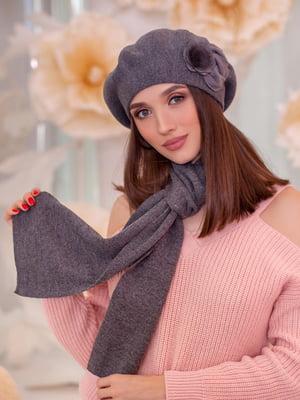 Комплект: берет і шарф   5354918
