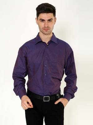 Сорочка фіолетова | 5356452