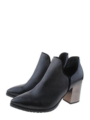 Ботинки черные | 5356527